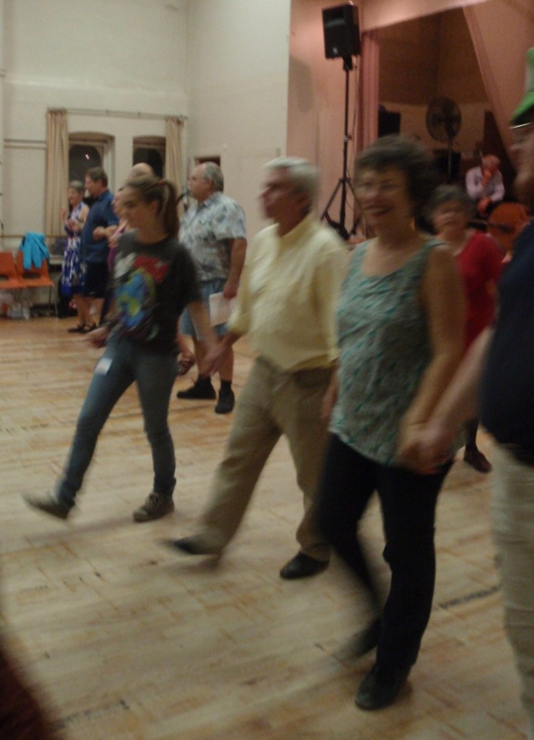 Contra dance is for everybody